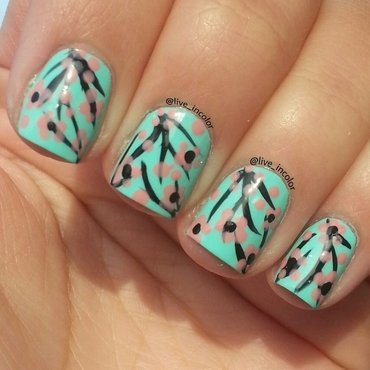 Arizona Tea!?!? nail art by kEElyN mARiN
