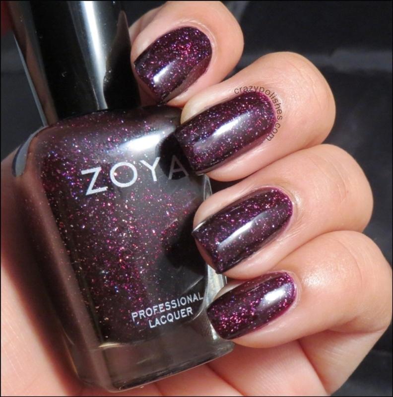 Zoya Payton by CrazyPolishes (Dimpal)