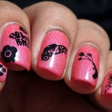 Girlie nail art thumb370f