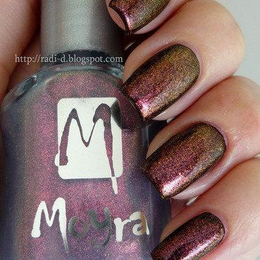Moyra 99 over black polish  7  thumb370f