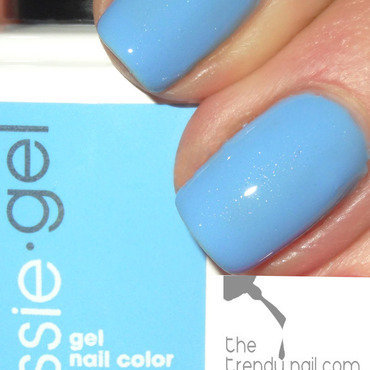 Essie Suggestive & Sultry Swatch by thetrendynail