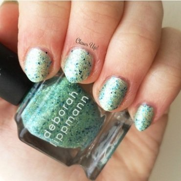 Deborah Lippmann Mermaid's Dream Swatch by Jacquie