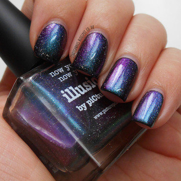 piCture pOlish Illusionist Swatch by Lisa Yabsley