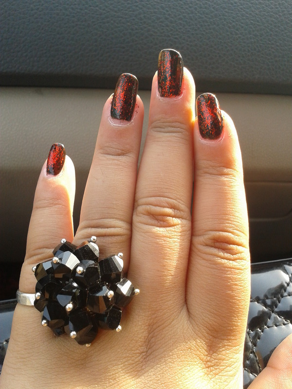 Prom nails nail art by HerCreativePalace (kanika)