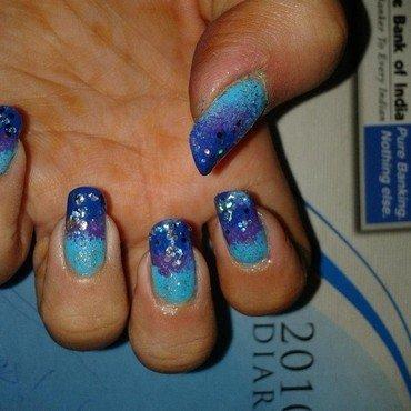 Happy Earth Day Nail Art nail art by HerCreativePalace (kanika)