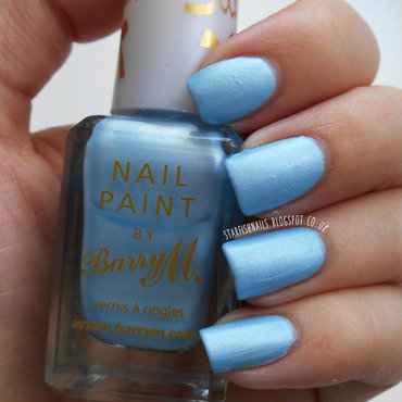 Barry M Mist Swatch by Lisa Yabsley