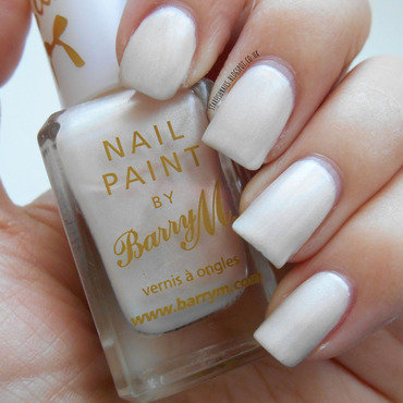 Barry M Pearl Swatch by Lisa Yabsley