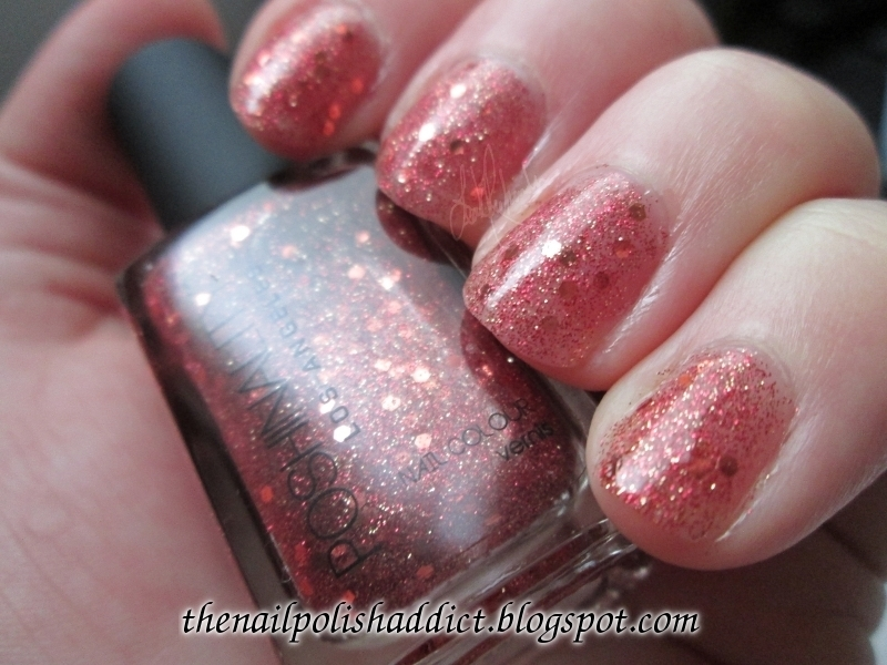 Poshinality Dreamer Swatch by Leah