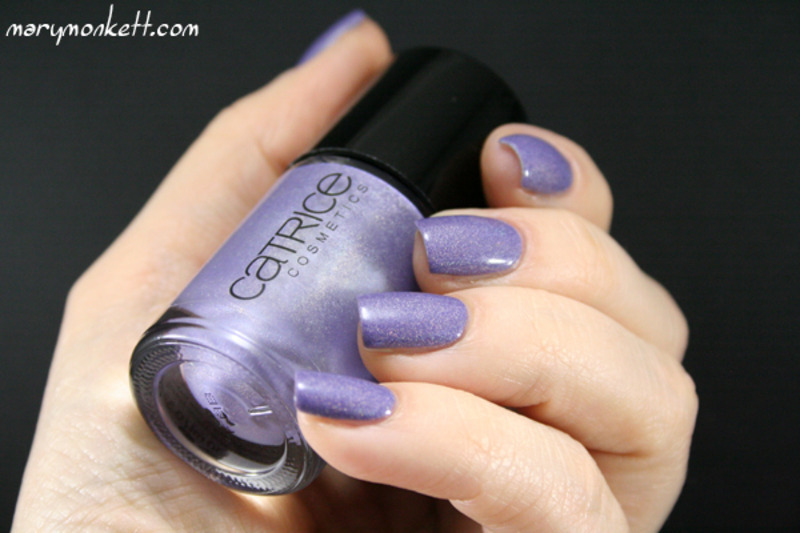 Catrice Dirty Berry Swatch by Mary Monkett
