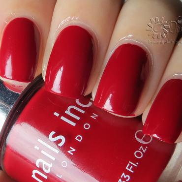 Nails Inc. Tate Swatch by bydanijela