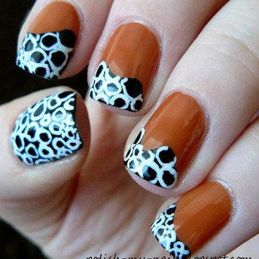 Poison frog nail art 1 thumb370f