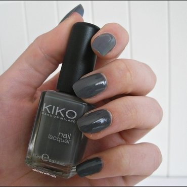 Kiko 327 Swatch by Addicted With Nails