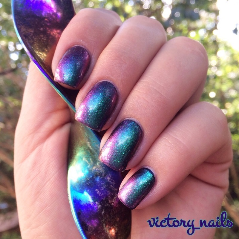 piCture pOlish Aurora Swatch by Nicole - Nailpolis: Museum of Nail Art