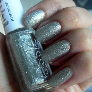 Essie Beyond Cozy Swatch by Aysha Baig