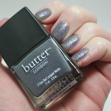 Butter London No More Waity, Katie Swatch by Crystal