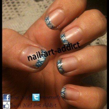 French manucure   stries   french manicure   streak   french manicure e scanalatura thumb370f