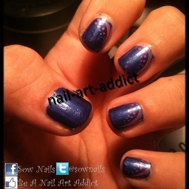 Vernis bleu   konad thumb370f