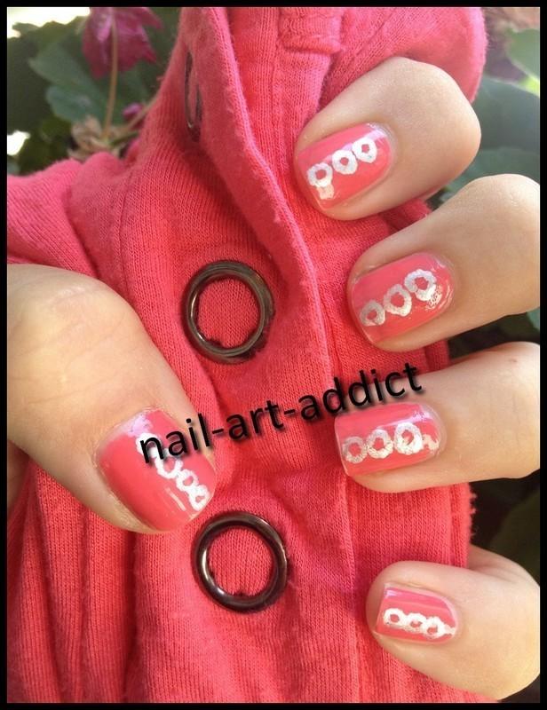 Nail Art : Cercles nail art by SowNails