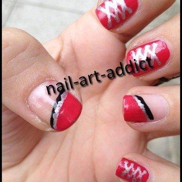 Nail art   cabaret thumb370f