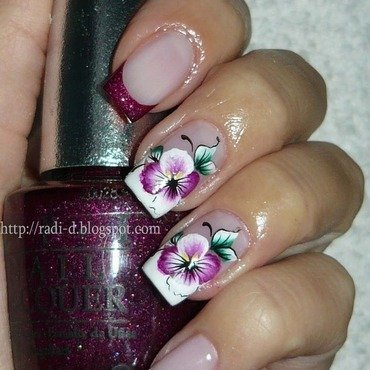 opi ds extravagance Swatch by Radi Dimitrova
