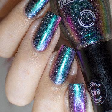 Dance Legend Milky Way Swatch by Lizana Nails