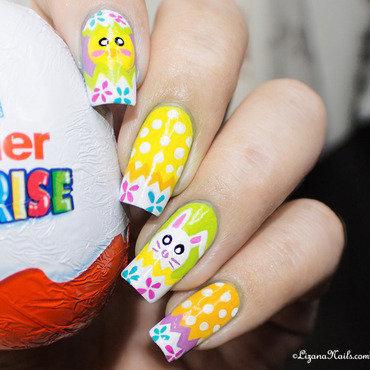 Nail art p ques   nailstorming  1  thumb370f