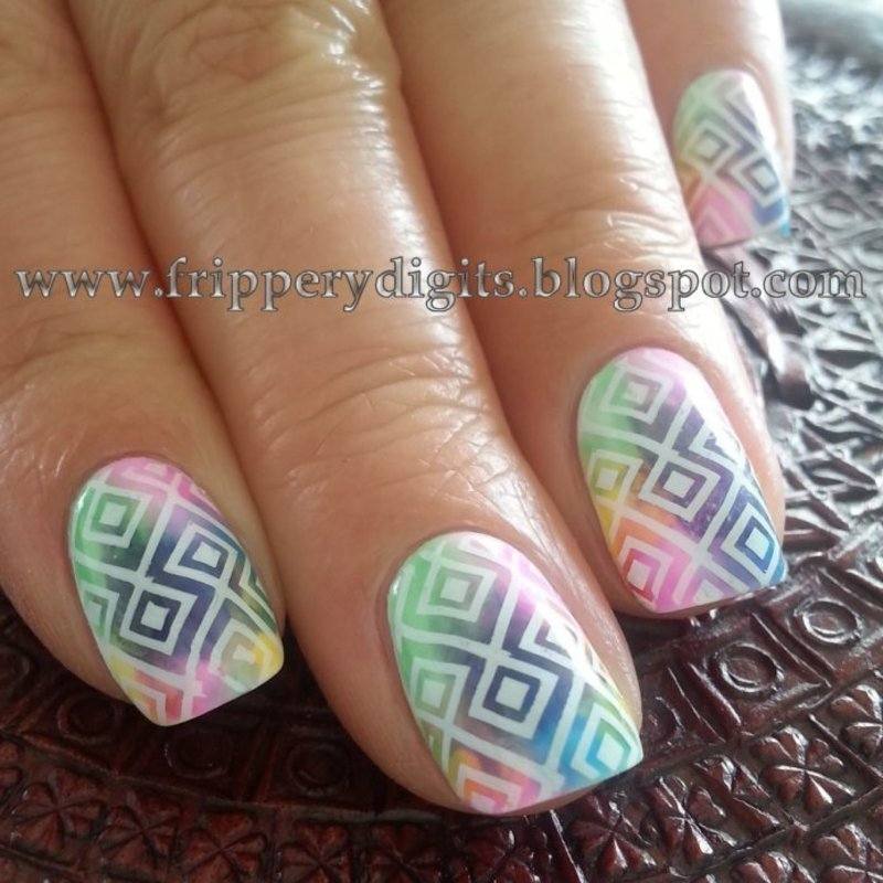 Easter 2014 nail art by JacQueline Keller