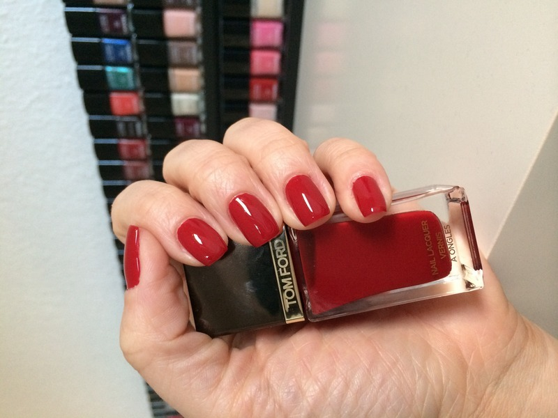 tom ford smoke red swatch by karo nailpolis museum of. Black Bedroom Furniture Sets. Home Design Ideas