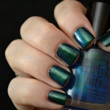 Girly Bits Cosmic Ocean Swatch by Emma B