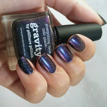 piCture pOlish Gravity Swatch by Mango Nailz