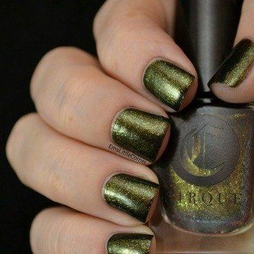 Cirque Lichen Swatch by Emma B
