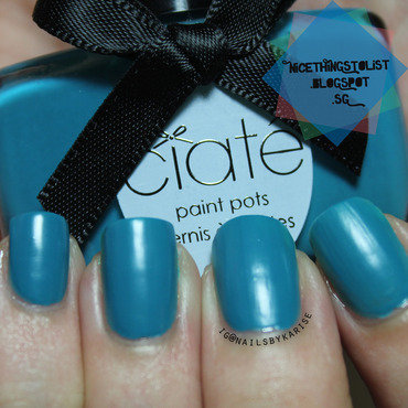 Ciate headliner swatch no topcoat 2 thumb370f