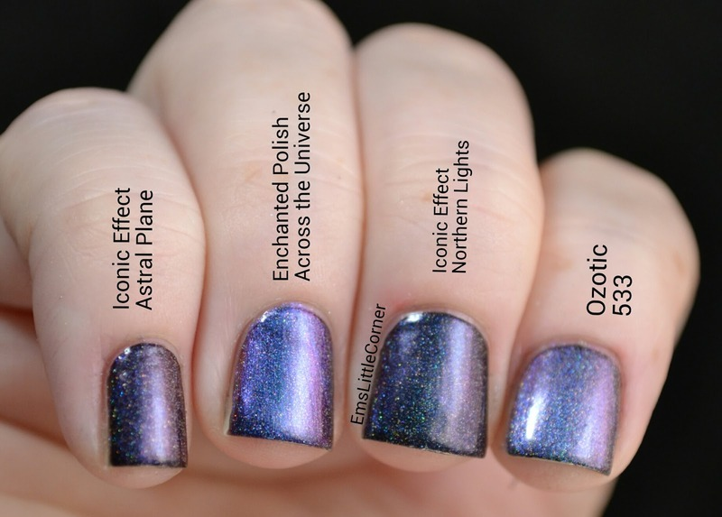 iconic effect astral plane, enchanted polish across the universe ...