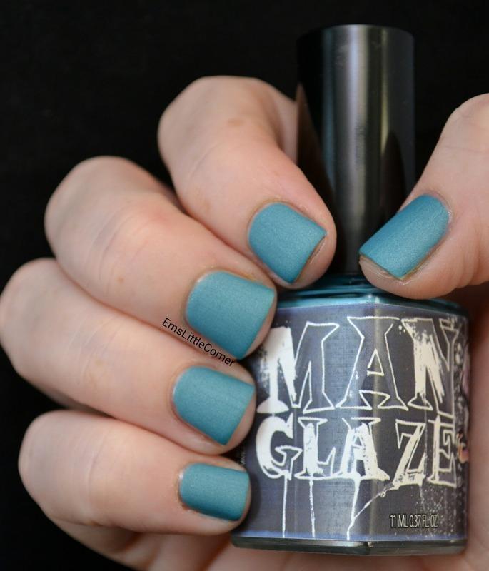 ManGlaze ilf Swatch by Emma B