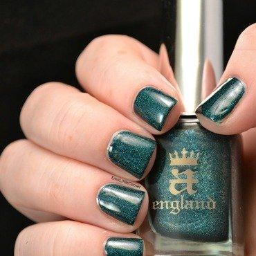 a-england st george Swatch by Emma B