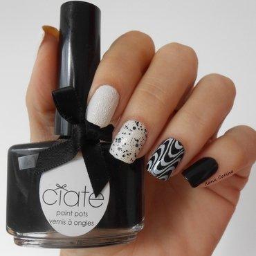 Mix & Match nail art by Ilana Coelho