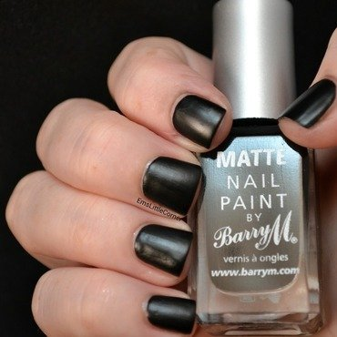 Barry M Espresso Swatch by Emma B