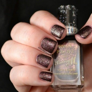Barry M Countess Swatch by Emma B