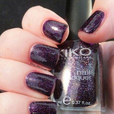 Kiko 255 Swatch by Emma B