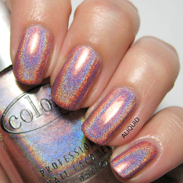 Color Club Cosmic Fate Swatch by Alison Fisher