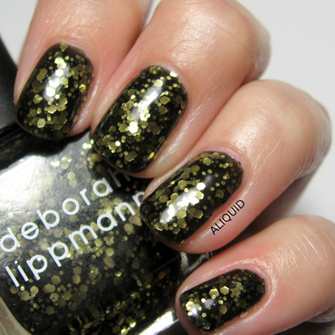 Deborah Lippmann Cleopatra in New York Swatch by Alison Fisher