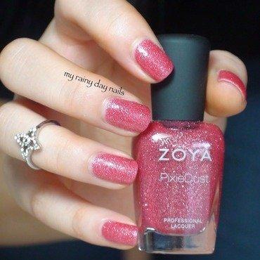 Zoya Miranda Swatch by Nova Qi (My Rainy Day Nails)
