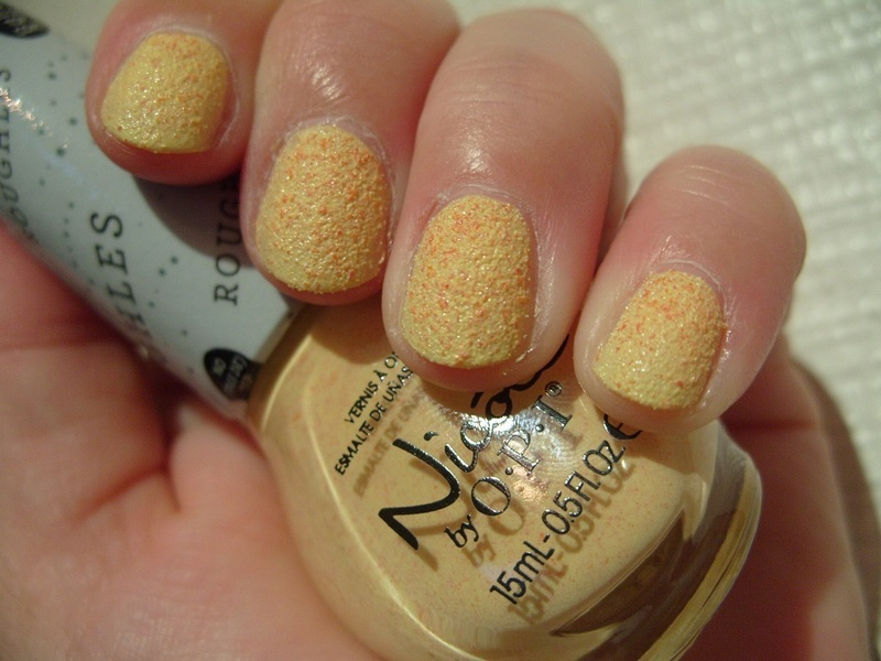 Nicole by OPI Sand in my shoe Swatch by Lina-Elvira