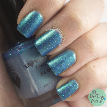 Love a bull lacquer sea breeze blue swatch 3 thumb370f
