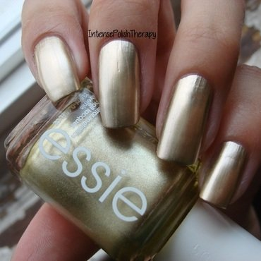 Essie Good as Gold Swatch by IntensePolishTherapy Anita