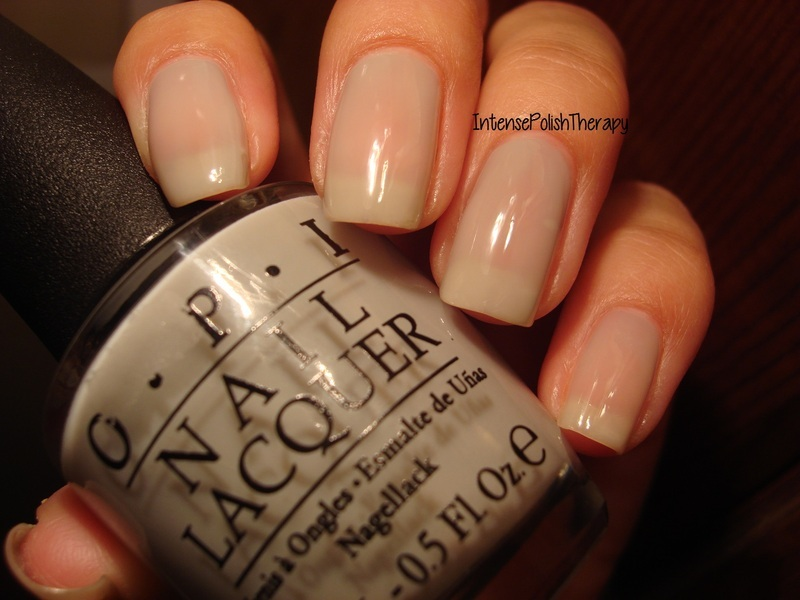 OPI My Point Exactly! Swatch by IntensePolishTherapy Anita