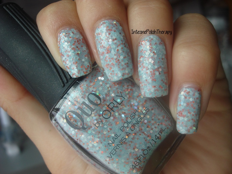 Quo by Orly Infinity and Beyond Swatch by IntensePolishTherapy Anita