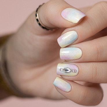 Tutti Frutti nail art by Treviginti