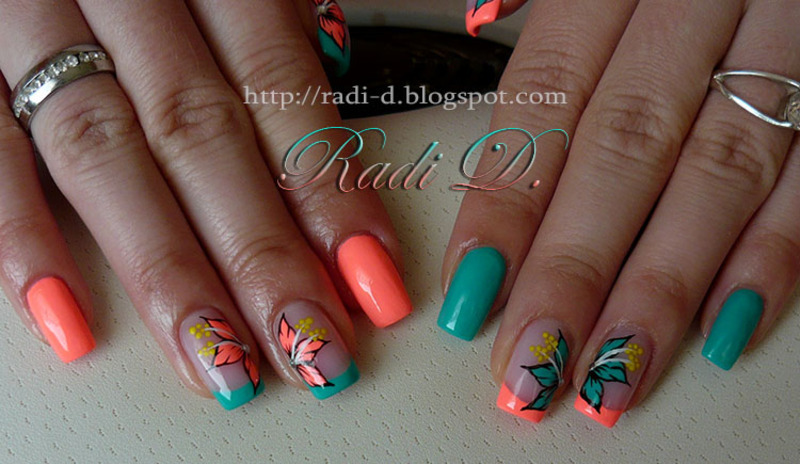 Flip Flop Toe Nail Designs Nails Gallery