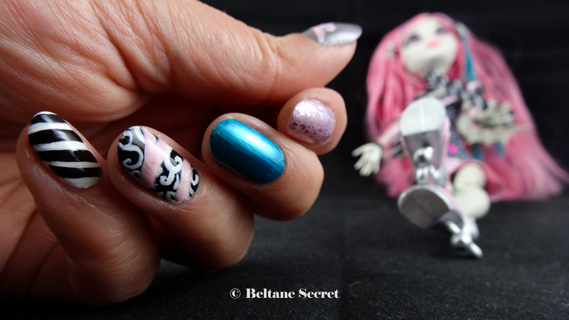 Monster High Nail Art Nail Art By Virginie Nailpolis Museum Of